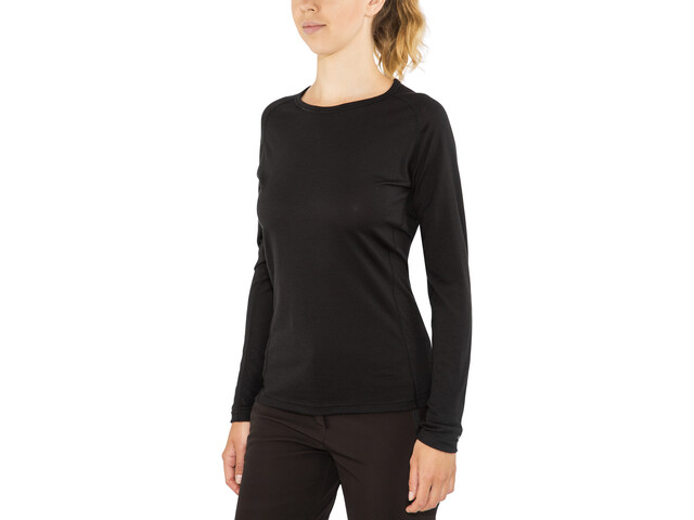 Devold W's Breeze Shirt Black